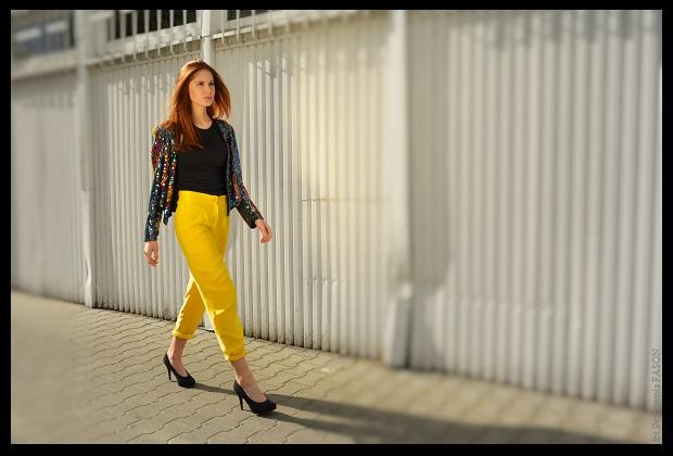 concept;stylizacja&fot. Pracownia FASON modelka;Kinga Kozioł makijaż; Anna Dąbrowska