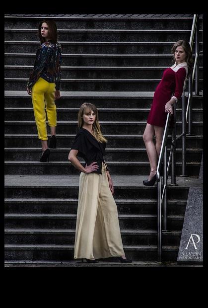 Fot. Alvein photography concept&stylizacjaPracownia FASON modelki;Kinga Kozioł Anna Łeczyńska Karolina Kalinowska makijaż; Anna Dąbrowska