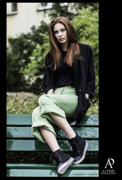 Fot. Alvein photography concept&stylizacjaPracownia FASON modelka;Kinga Kozioł makijaż; Anna Dąbrowska