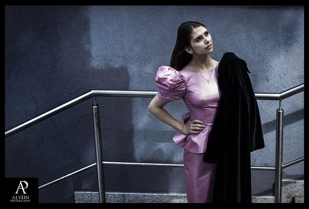 Fot. Alvein photography concept&stylizacjaPracownia FASON modelka;Zuzanna Zając makijaż; Anna Dąbrowska